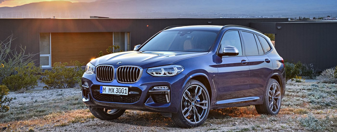 Giá xe BMW X3.