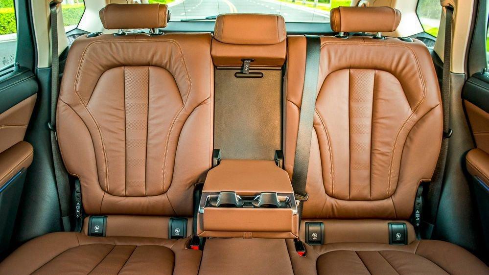 ghế xe BMW X5.