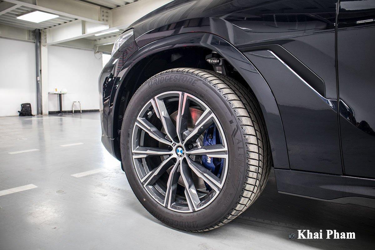 la-zăng xe BMW X6 xDrive40i M Sport.