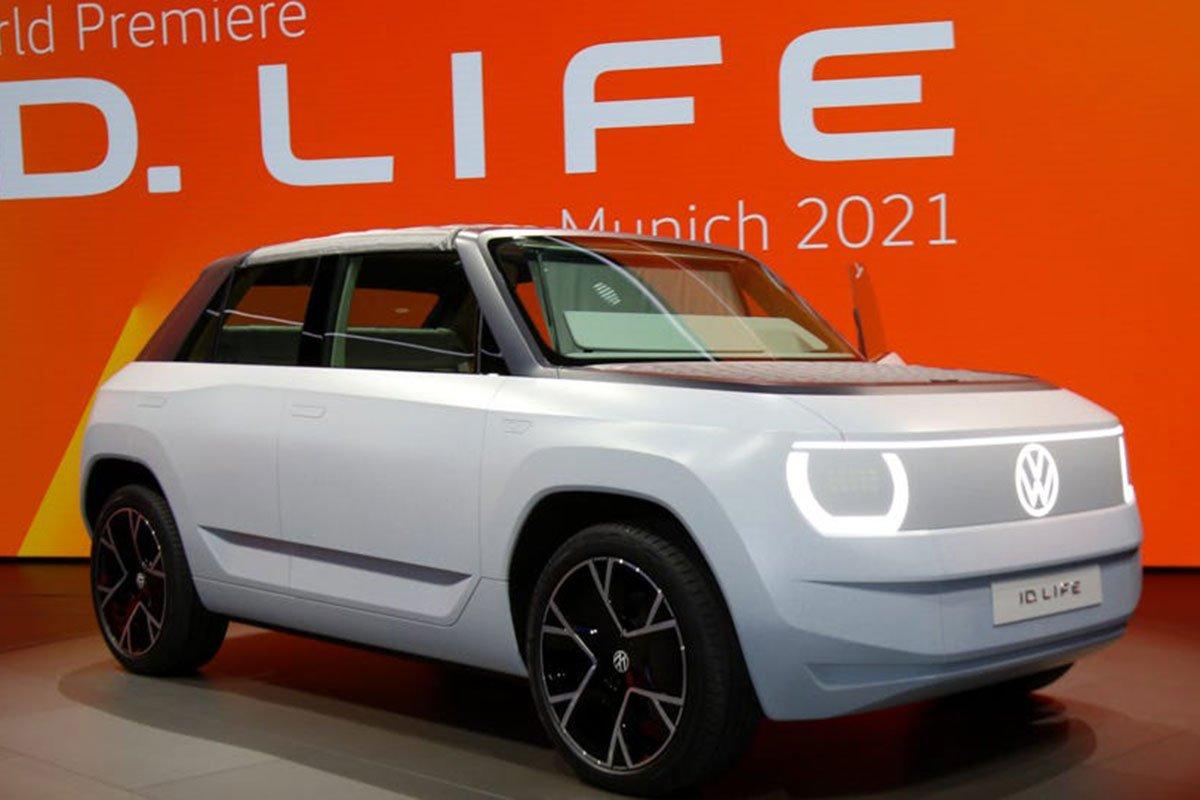 Volkswagen ID.Life Crossover 1