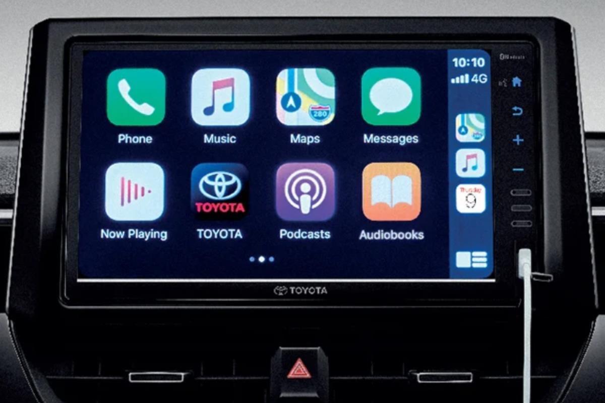 Toyota Corolla Cross Modellista màn hình 1