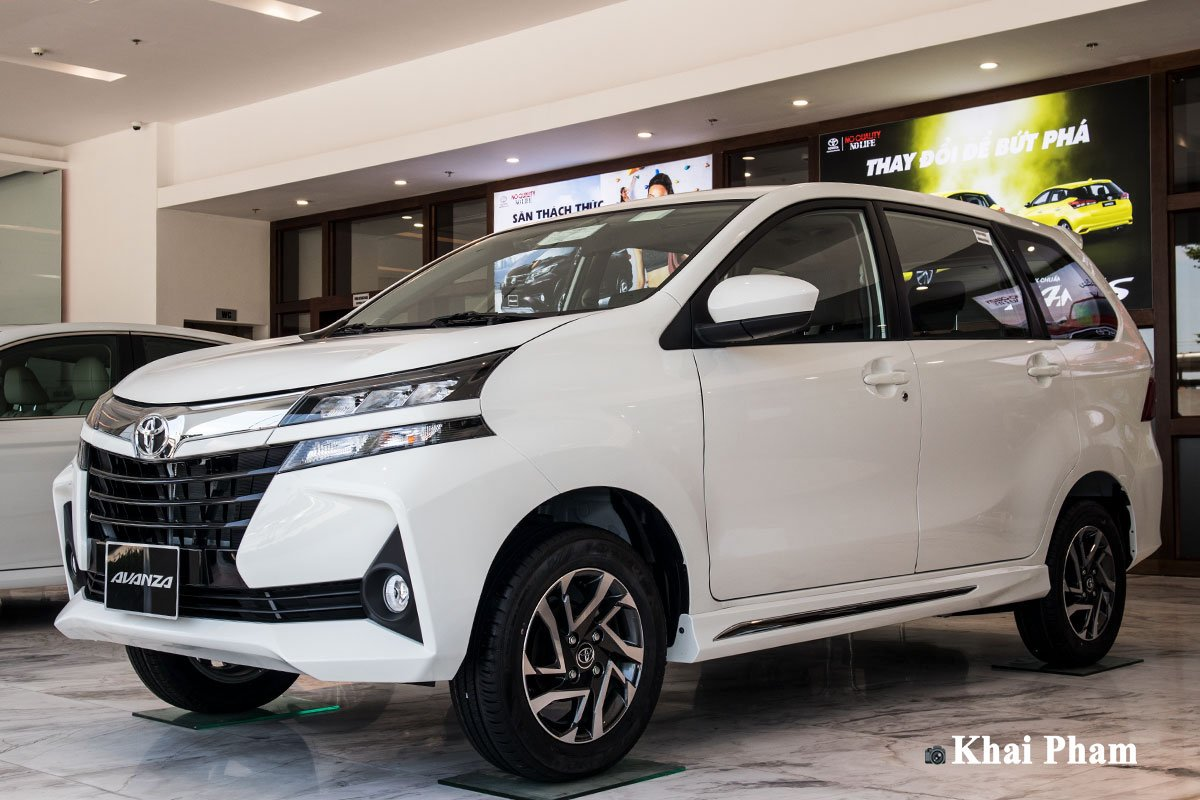 Toyota Avanza 2021.