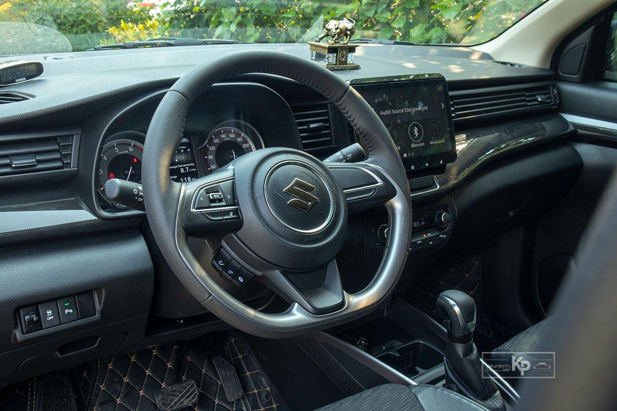 Ưu nhược điểm xe Suzuki XL7 2021 a5