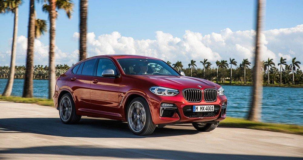 Giá xe BMW X4 2021 mới nhất .