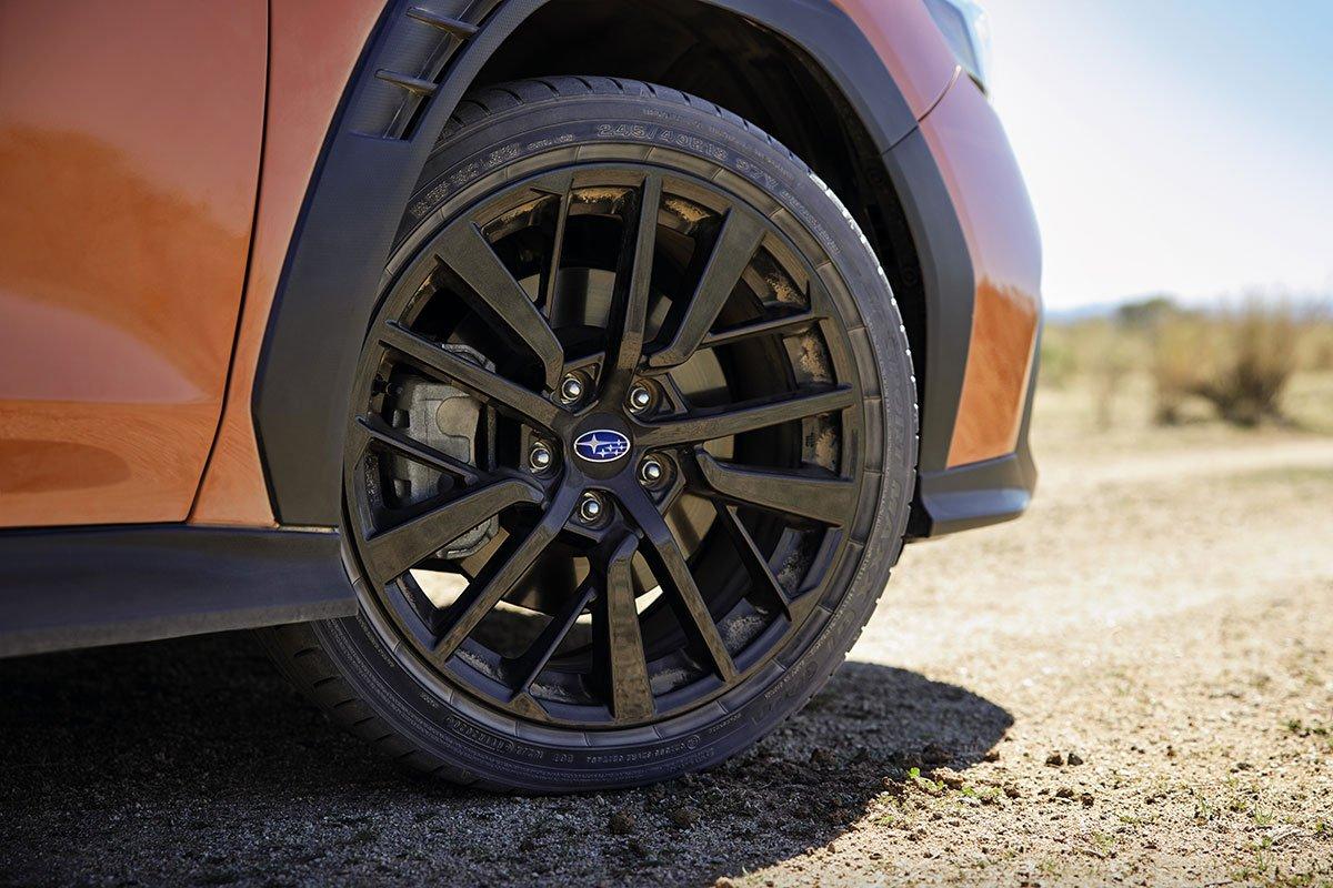 La-zăng 18 inch trên Subaru WRX 2022.