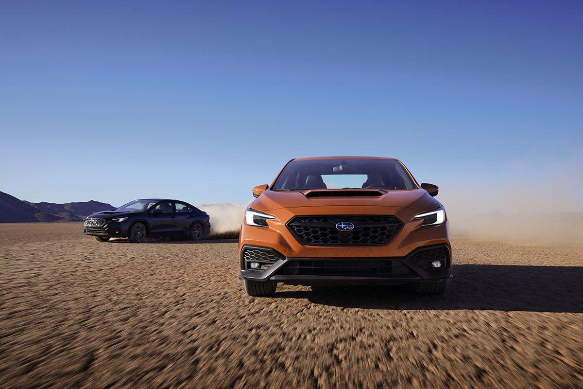 Subaru WRX 2022 thế hệ mới đã chính thức được ra mắt.