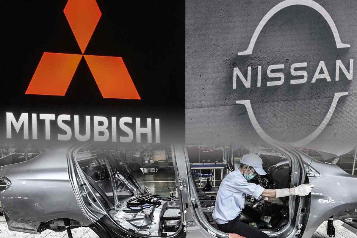 Nissan sẽ phát triển nền tảng khung gầm cho Mitsubishi.