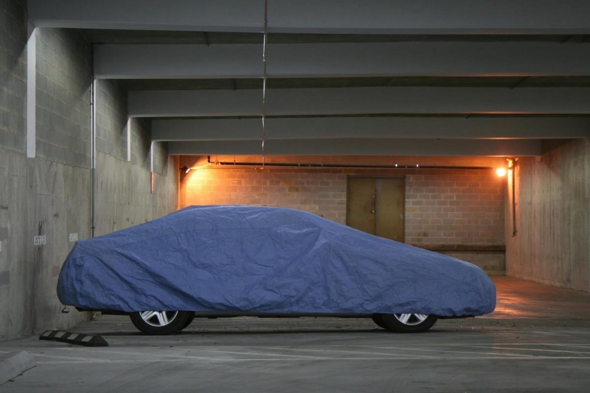 để xe lâu ngày trong garage