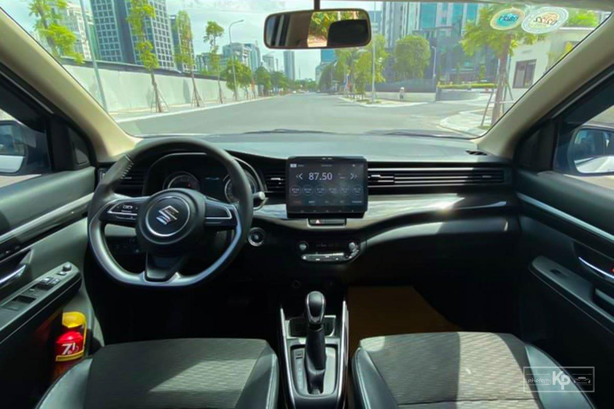 Ưu nhược điểm xe Suzuki XL7 2021 a3