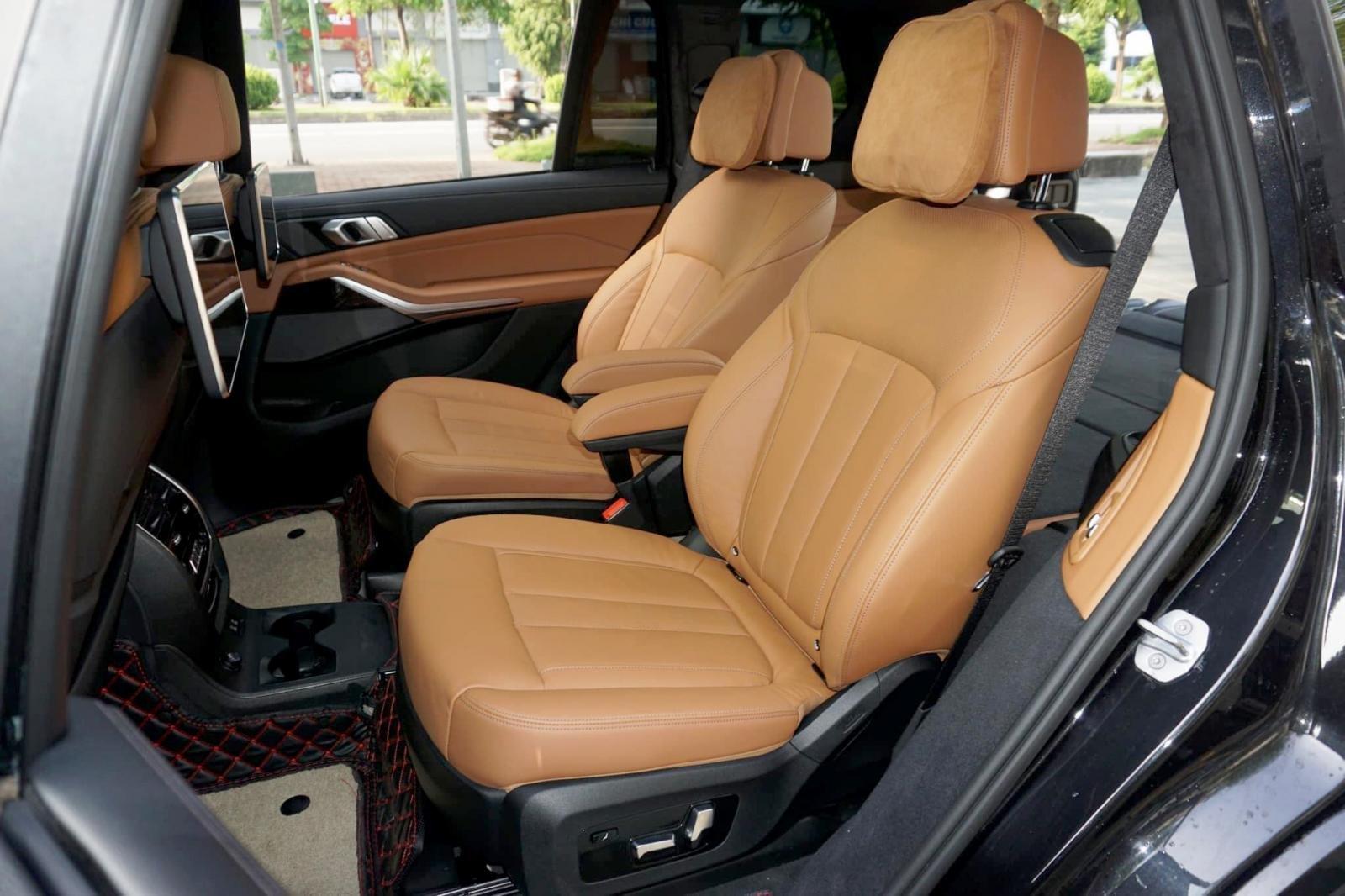 BMW X7 M Sport.