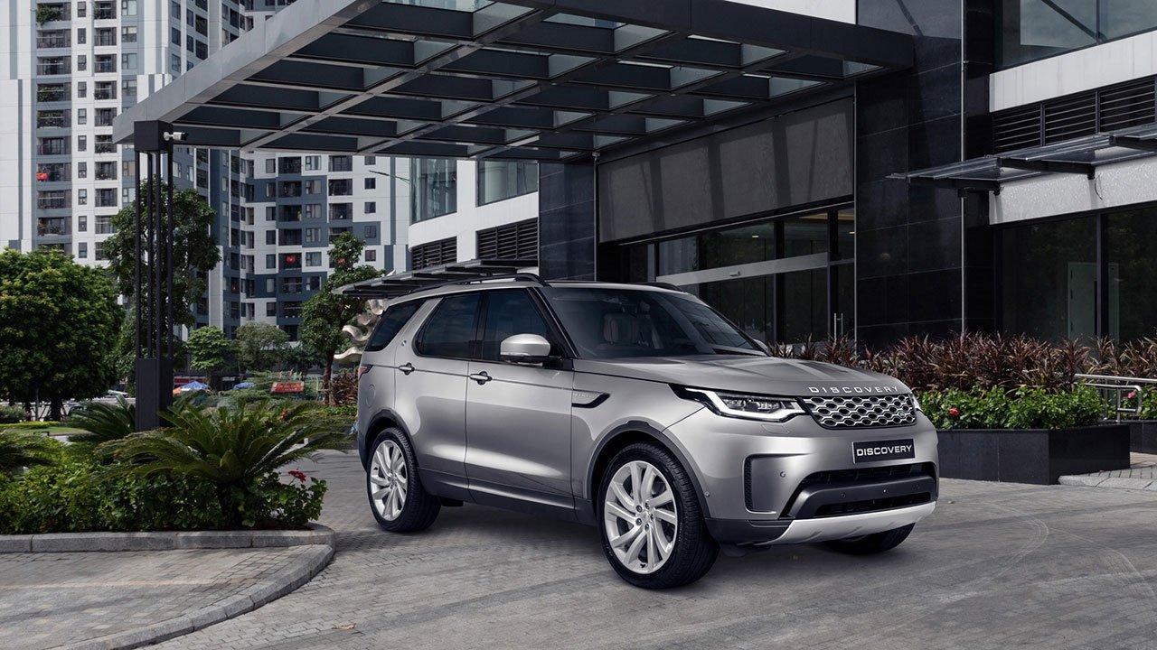 Land Rover Discovery 2021 ra mắt Việt Nam, giá khởi điểm từ 4,7 tỷ đồng a1