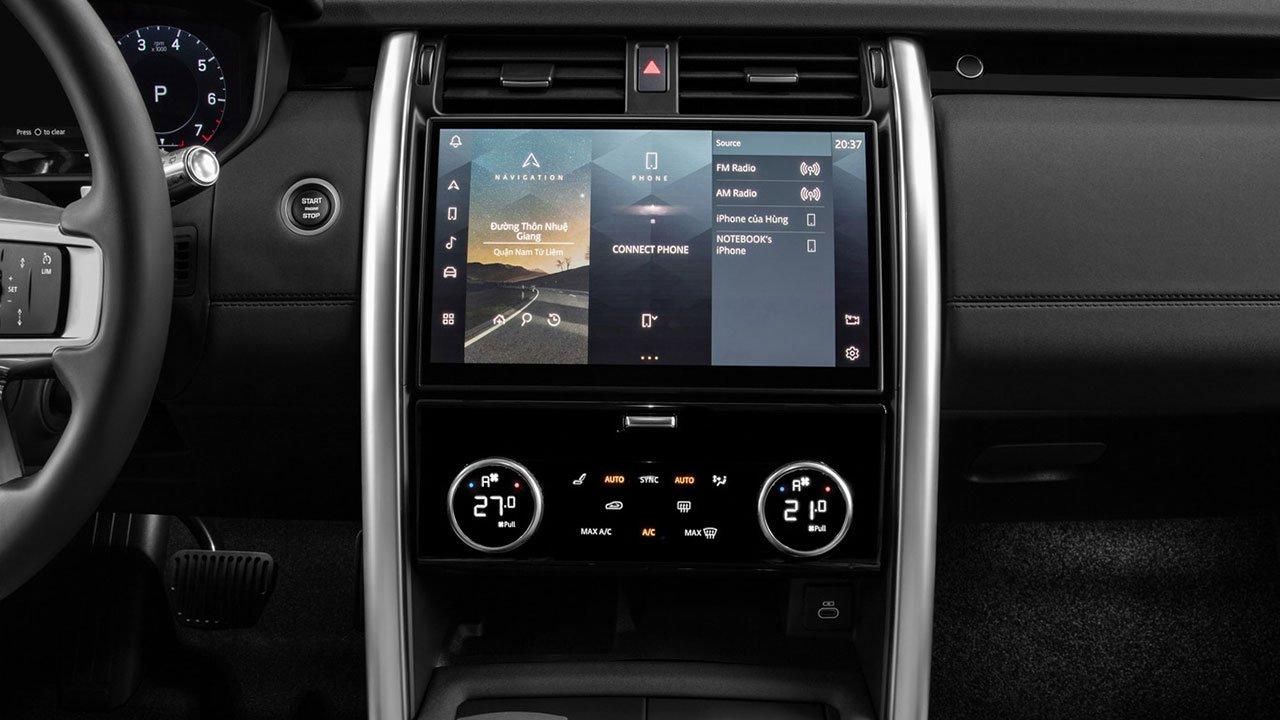 Land Rover Discovery 2021 ra mắt Việt Nam, giá khởi điểm từ 4,7 tỷ đồng a6