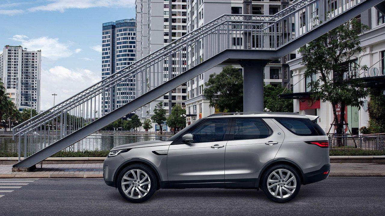 Land Rover Discovery 2021 ra mắt Việt Nam, giá khởi điểm từ 4,7 tỷ đồng a3