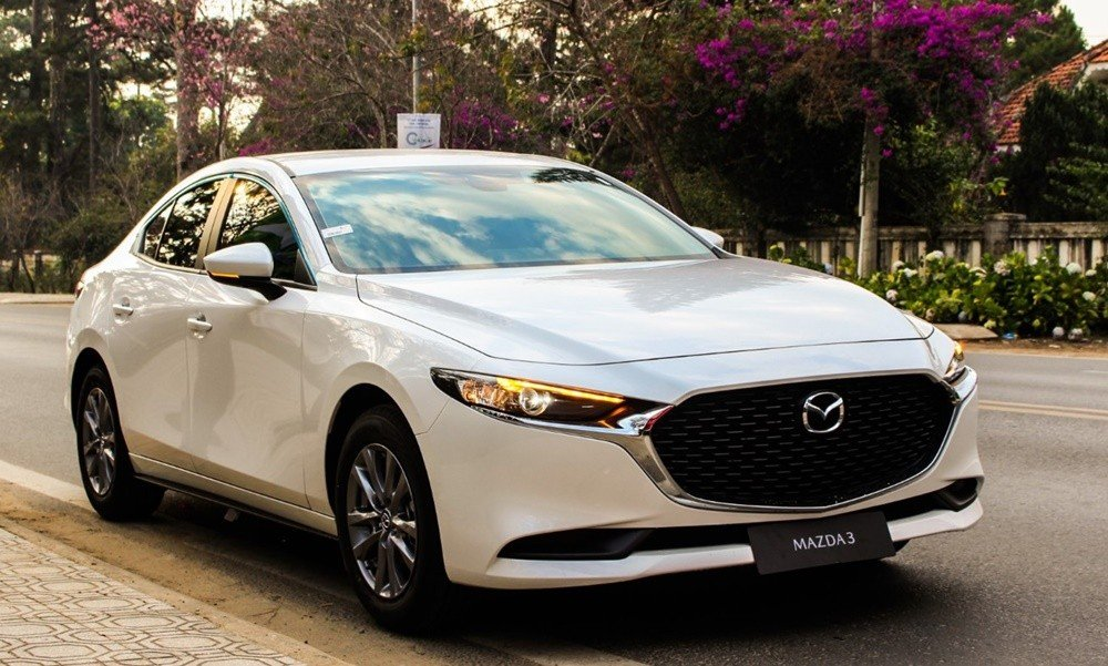 Mazda3 2021 sở hữu diện mạo mới dựa trên ngôn ngữ thiết kế Kodo.