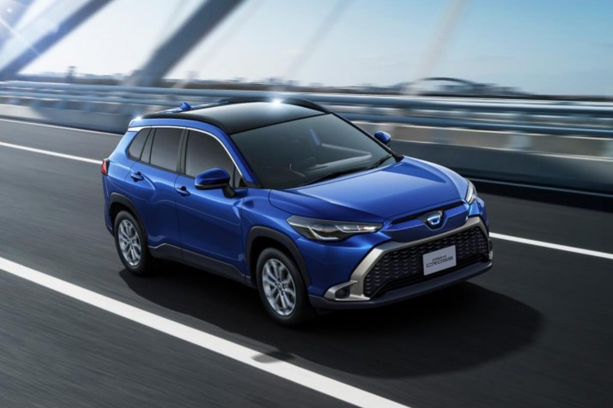 Toyota Corolla Cross 2022 1