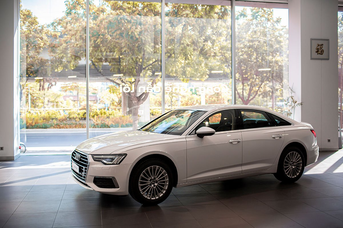 Đánh giá xe Audi A6