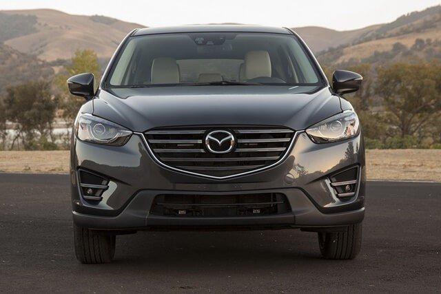 Ngoại hình xe Mazda CX-5 cũ đời 2016 - 2020.