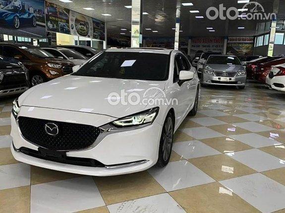 Ngoại hình xe Mazda 6 2020 cũ.