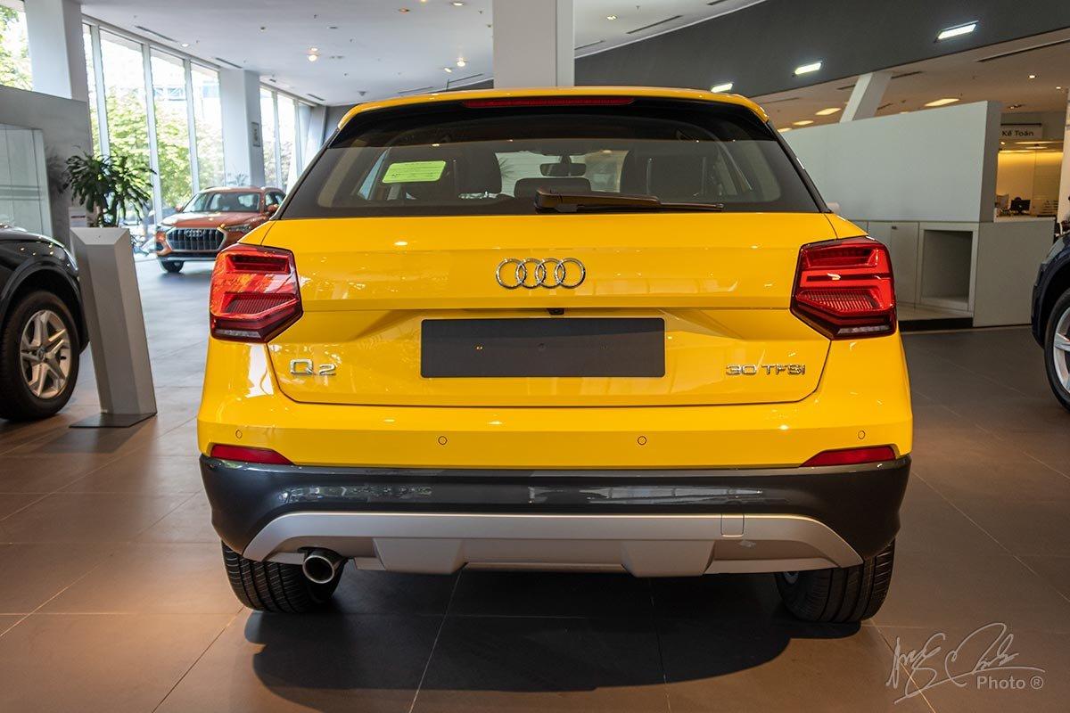 Đánh giá xe Audi Q2 1