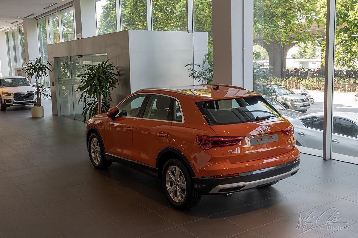 Đánh giá ưu điểm Audi Q3 1
