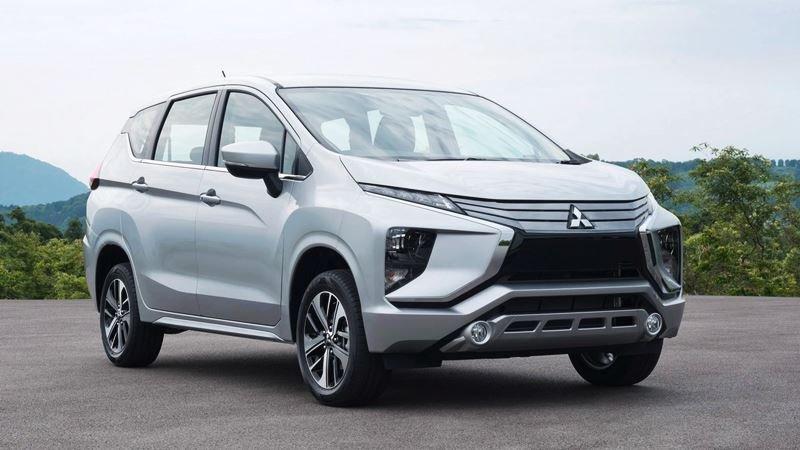 Ngoại hình Mitsubishi Xpander cũ đời 2018 - 2019.