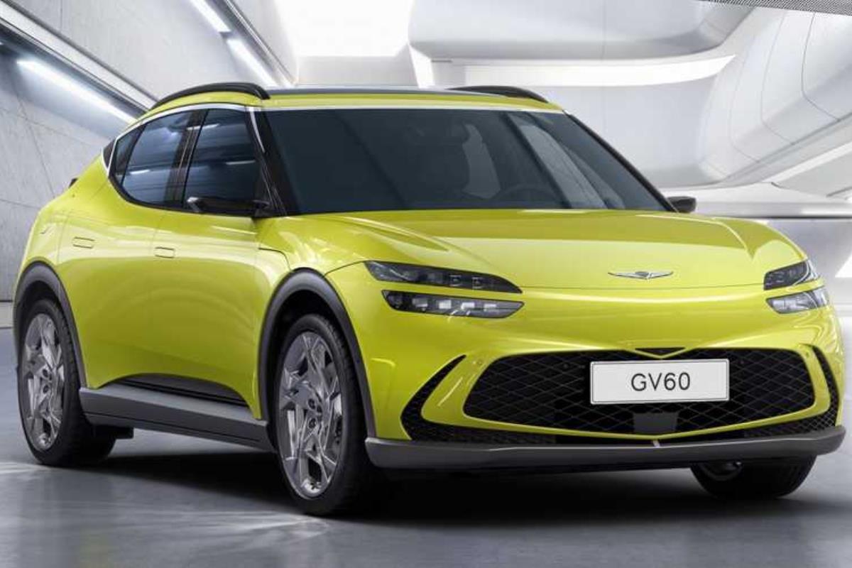 Genesis GV60