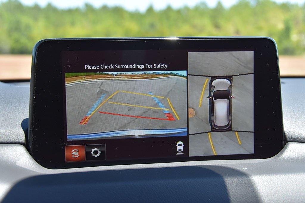 Camera 360 độ Mazda CX-5.