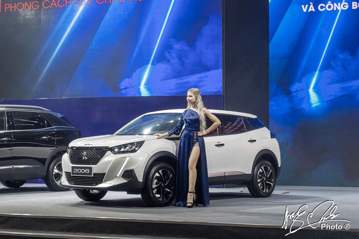 Peugeot 2008 cần tung ưu đãi để cân bằng lực cạnh tranh. 1