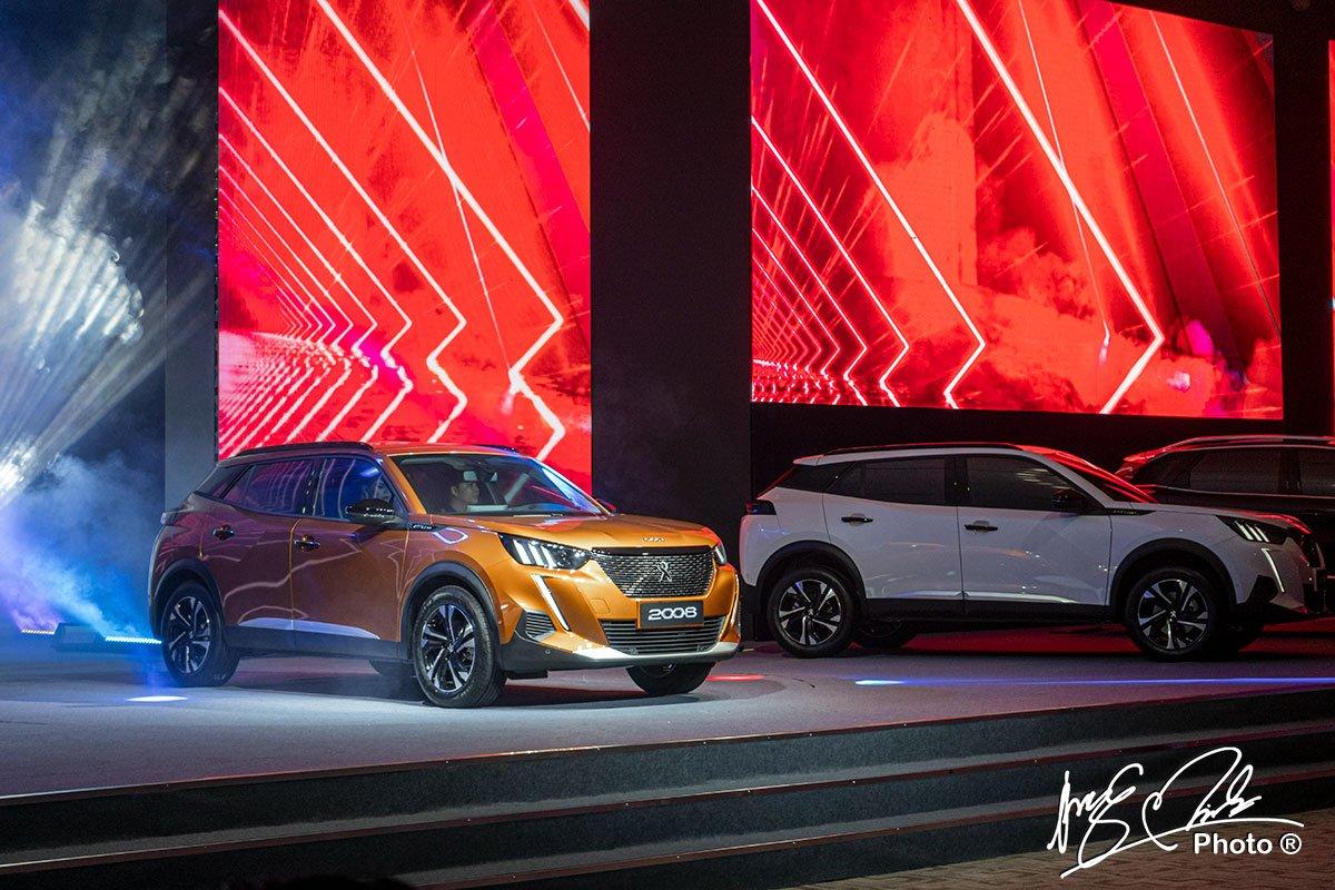 """Tăng giá chưa bao lâu, Peugeot 2008 bán kèm ưu đãi 25 triệu đồng vì sợ """"vía"""" Kia Seltos 1"""