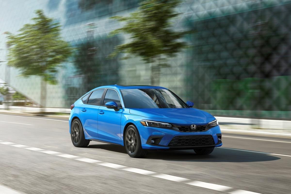 Honda Civic 2022 1