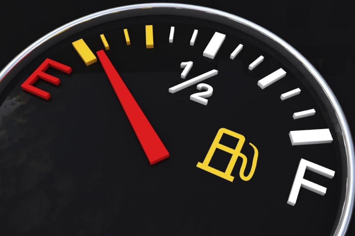 đồng hồ báo nhiên liệu