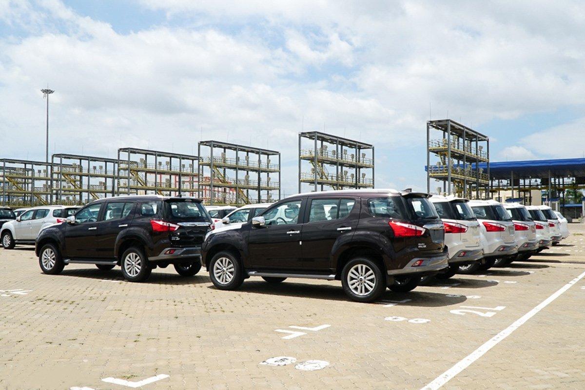 Xe nhập khẩu về Việt Nam chủ yếu từ Thái Lan, Indonesia và Trung Quốc.