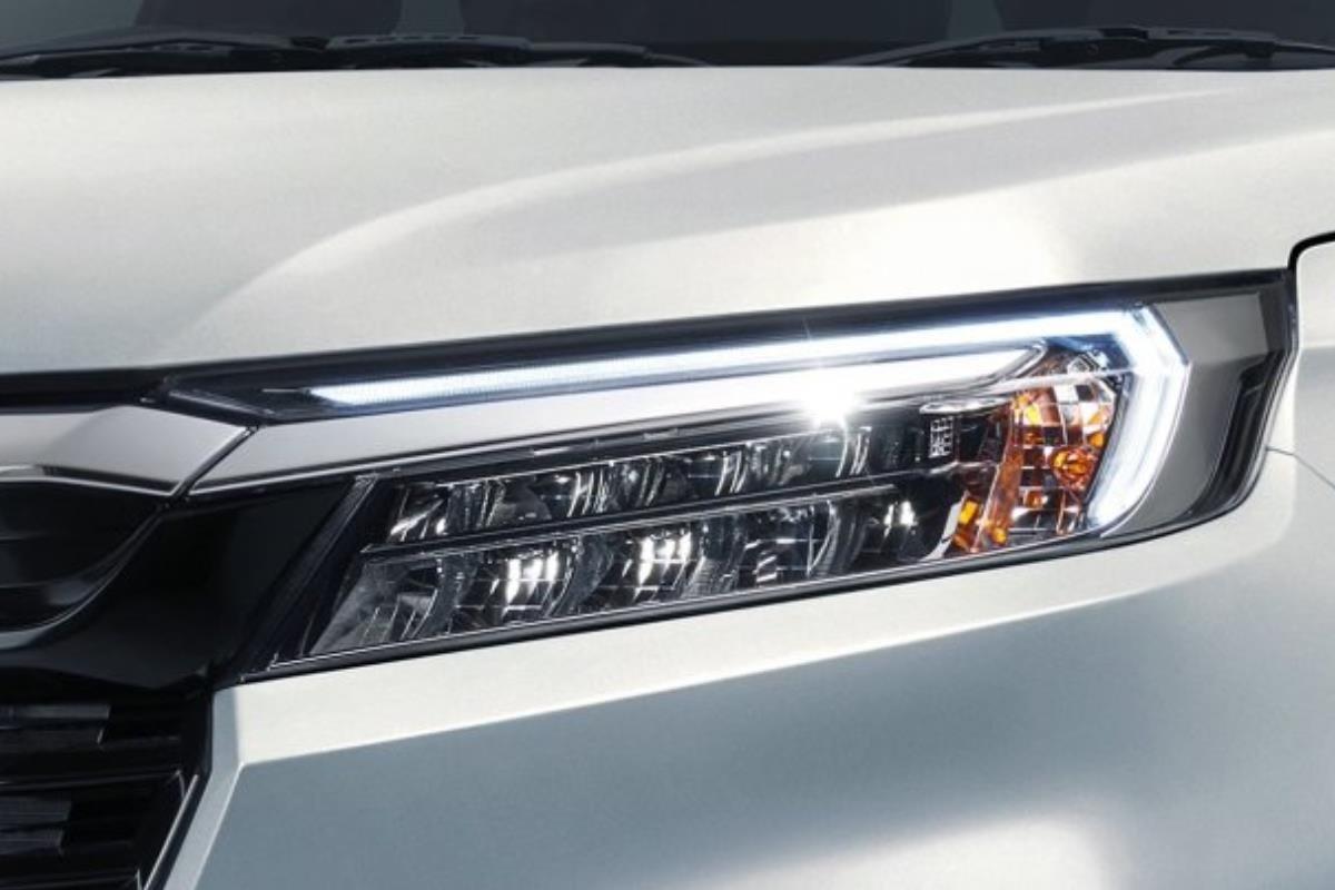 Honda BR-V 2022 đèn pha