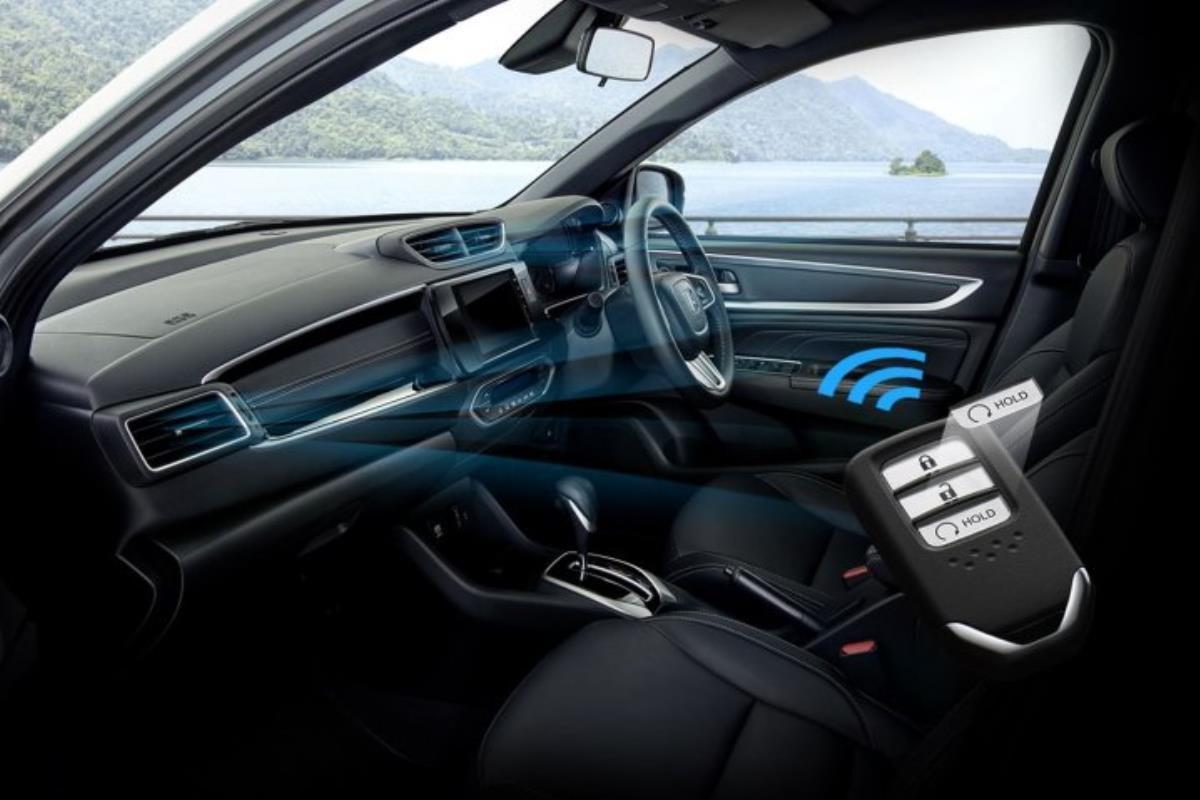 Honda BR-V 2022 nội thất 1