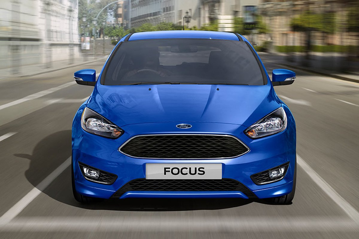 Giới thiệu về xe Ford Focus.