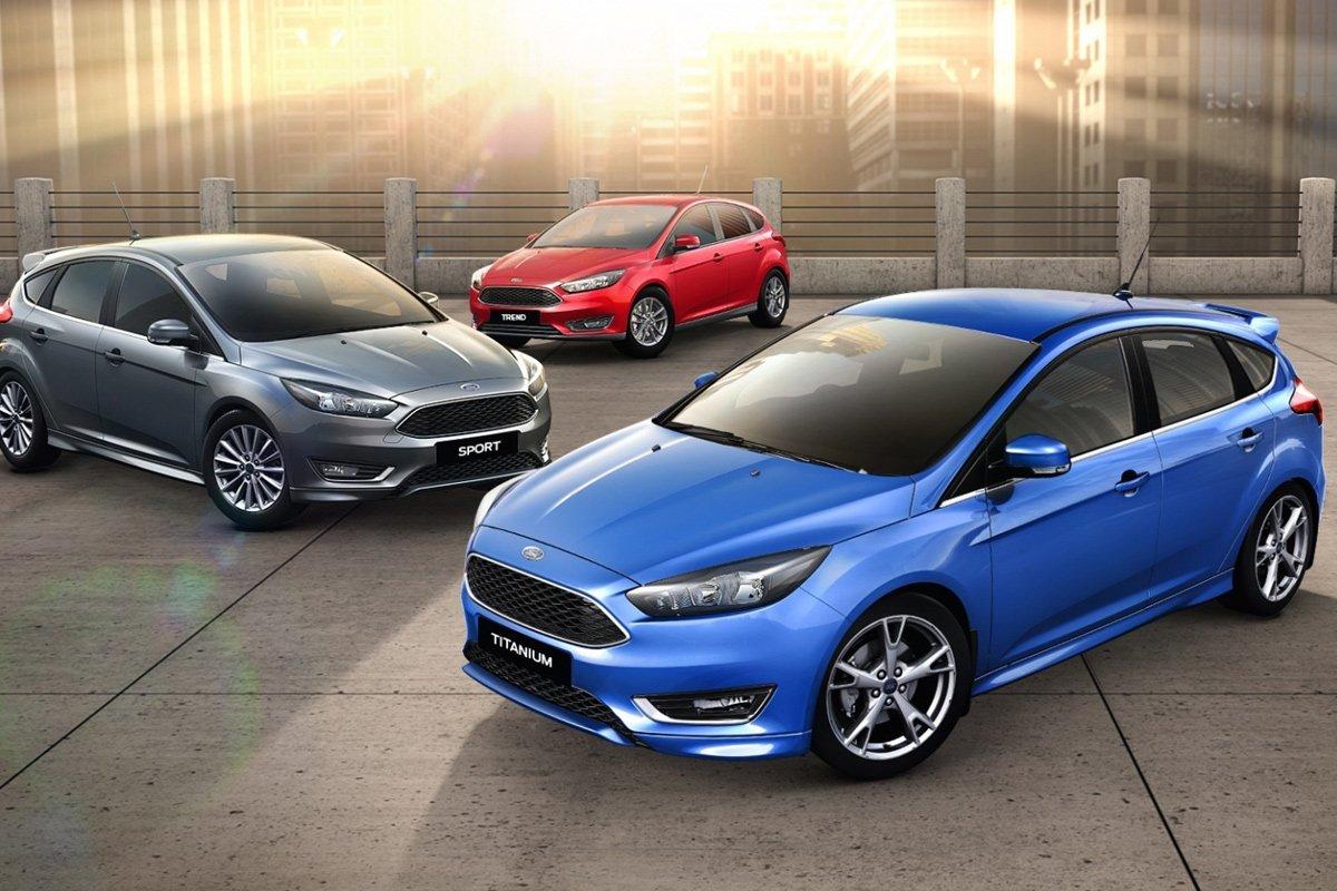 Giá xe Ford Focus mới cập nhật