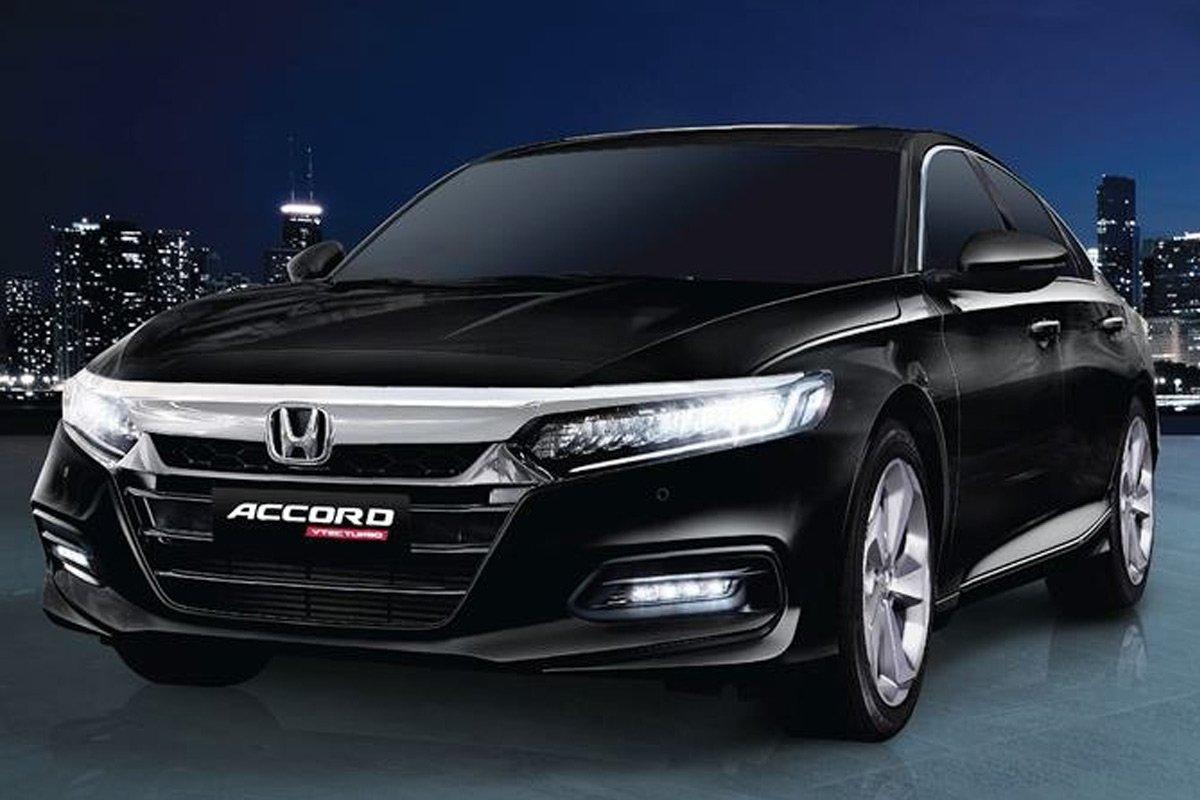 Mua bán xe Honda Accord mới.