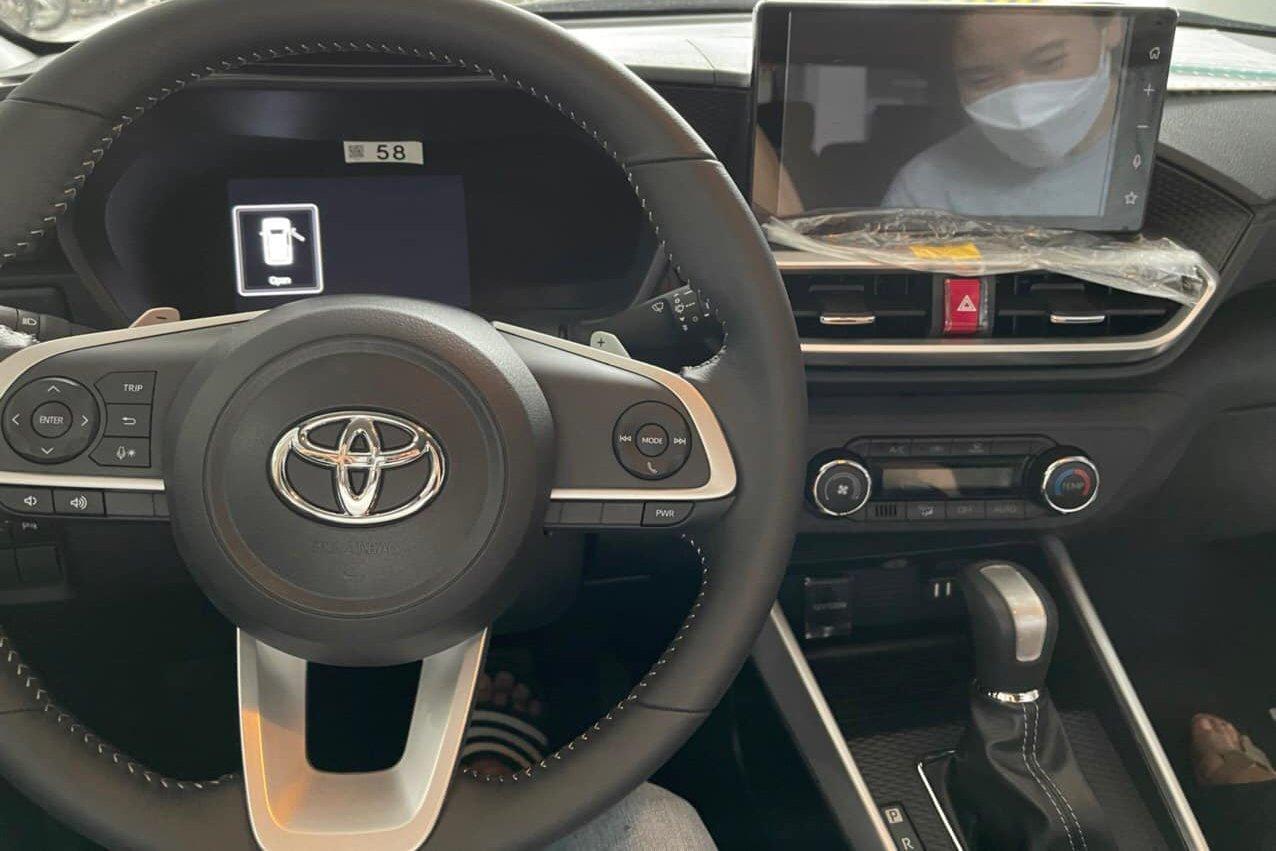 Toyota Raize 2022.