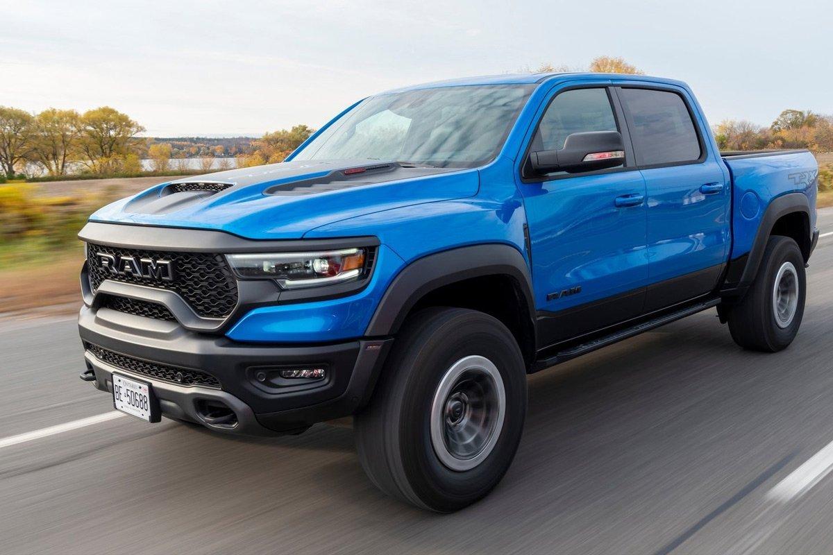 RAM là hãng xe có chất lượng ban đầu tốt nhất tại Mỹ năm 2021.