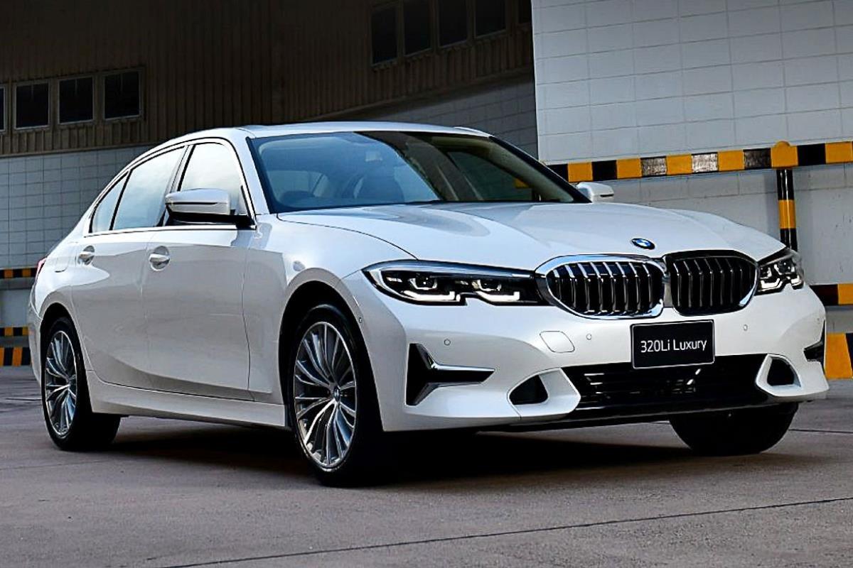 BMW 320Li Luxury 2021 1