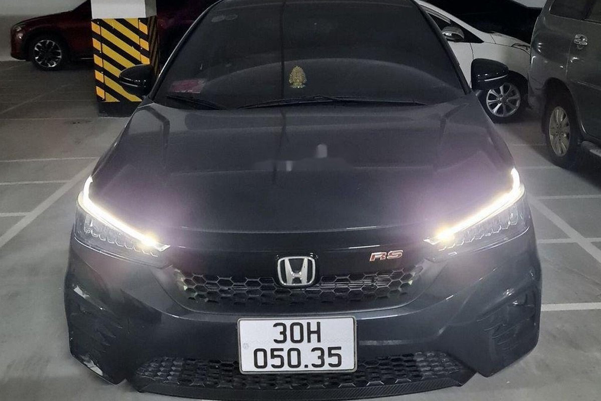 Lăn bánh 2.000km, Honda City RS thế hệ mới bán rẻ ngỡ ngàng.