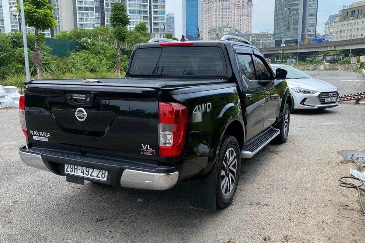 Nissan Navara VL 4WD.