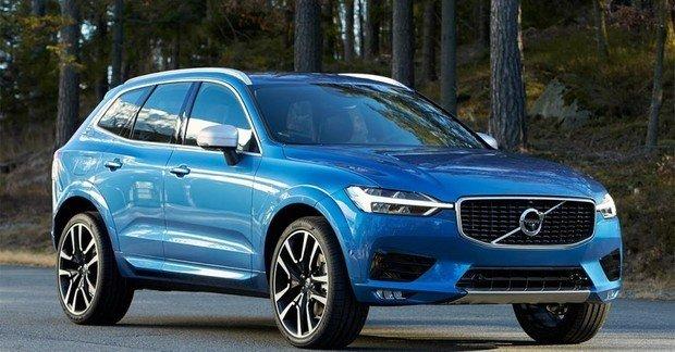 Giá xe Volvo XC60 2021 mới nhất.