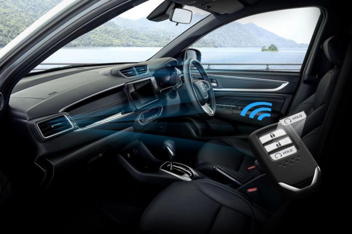 Honda BR-V 2022 nội thất