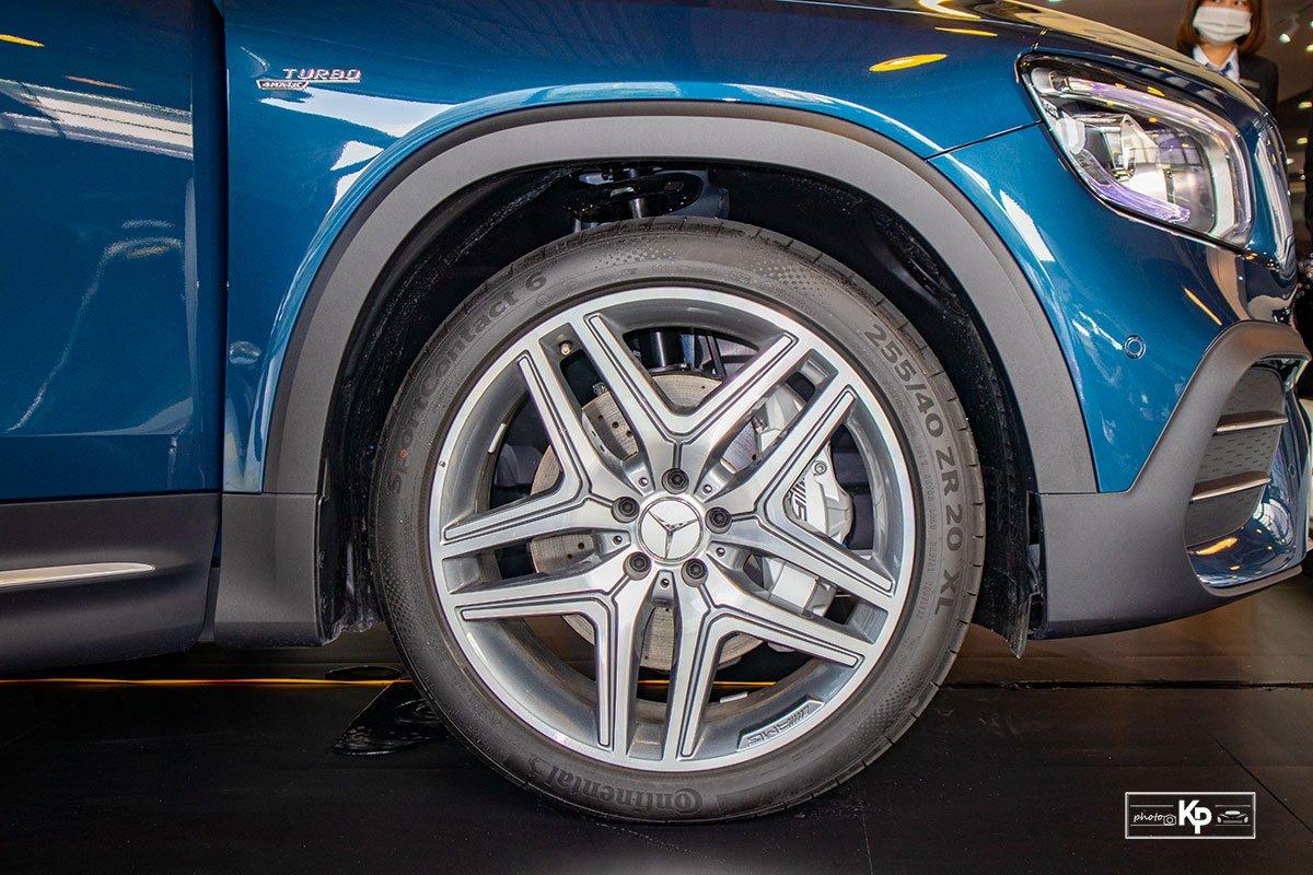 Ảnh La-zăng xe Mercedes-Benz GLB 35 2021