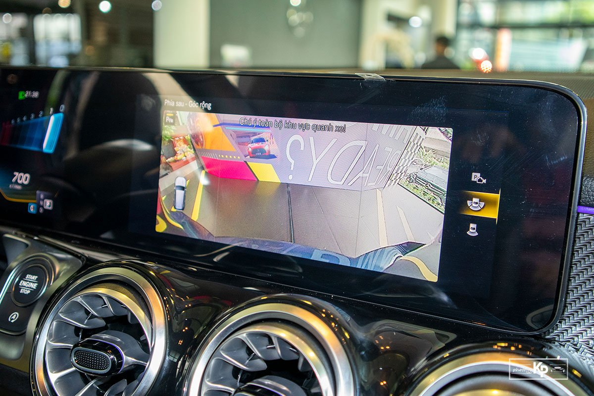 Ảnh An toàn xe Mercedes-Benz GLB 35 2021 a