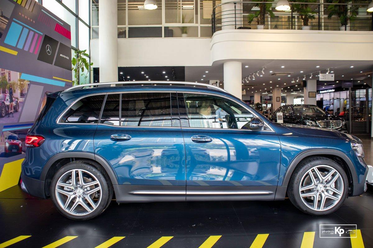 Ảnh Thân xe Mercedes-Benz GLB 35 2021