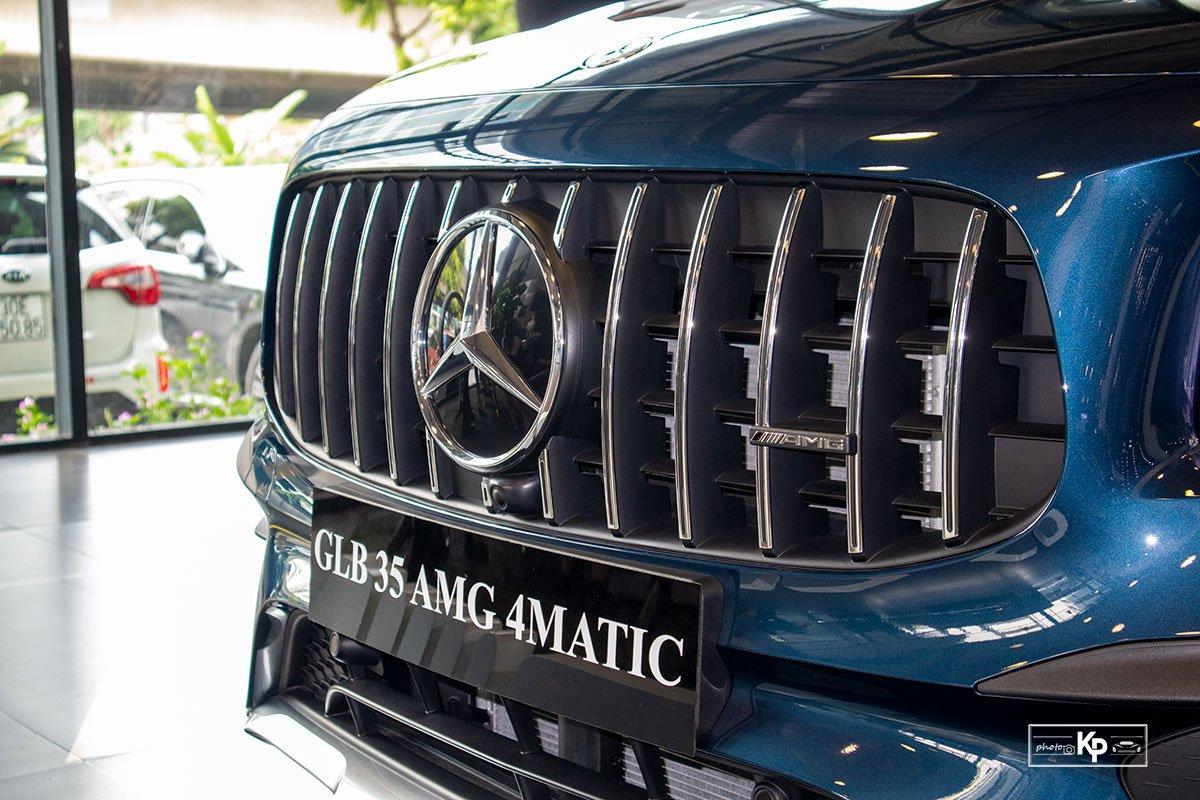 Ảnh Lưới tản nhiệt xe Mercedes-Benz GLB 35 2021