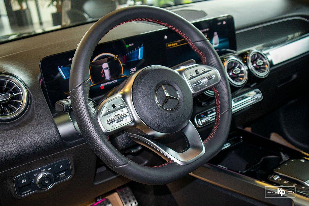 Ảnh vÔ-LĂNG xe Mercedes-Benz GLB 35 2021