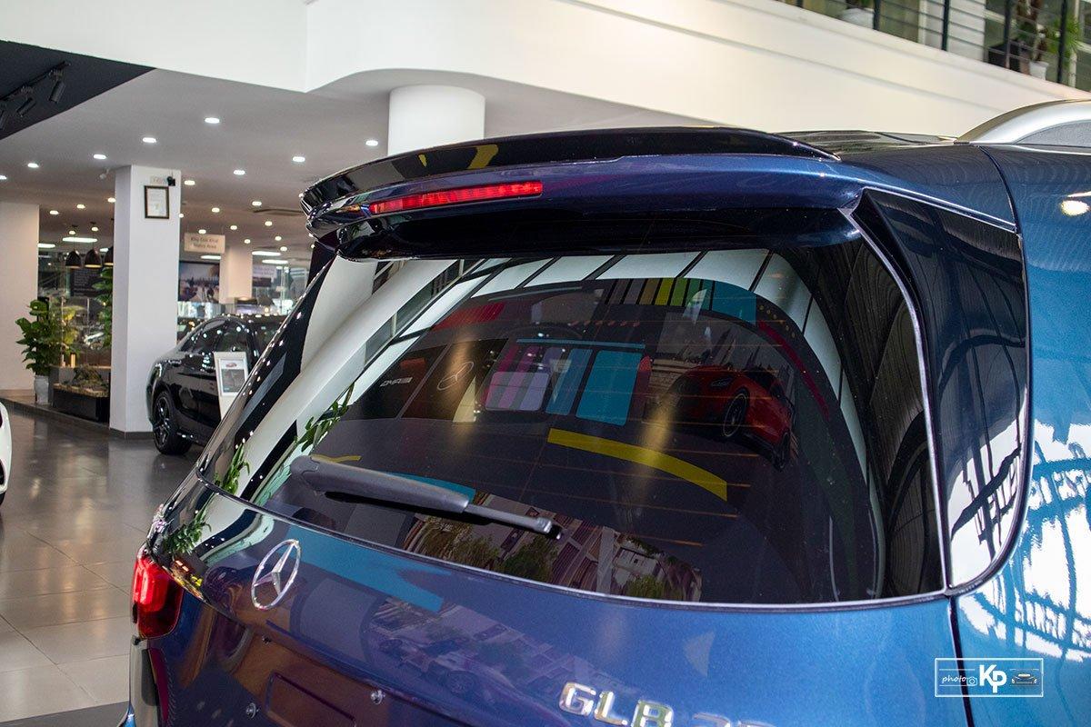 Ảnh Cánh lướt gió xe Mercedes-Benz GLB 35 2021